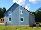 Свежее изображение  Дом под ключ 220 м2 в деревне Ивонино 34450697 в Одинцово-10