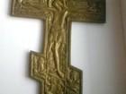 Фото в   Продам крест Распятие высота 35см. Вопросы в Кургане 0