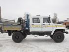 Фото в   Бортовой автомобиль ГАЗ 33081 Егерь 2 с кму в Кургане 2200000