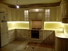 Смотреть фотографию  Кухни, шкафы-купе, корпусная мебель на заказ по Москве, МО и всей России 35864030 в Москве