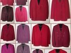 Новое foto  Коллекция малиновых пиджаков 90-х 36596733 в Москве