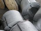 Фотография в   Канат стальной одинарной свивки типа типа в Самаре 138