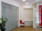 Фото в   Стеклянные перегородки и двери для офисных в Москве 7000
