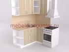Уникальное фото  Кухонный гарнитур ЛДСП гарантия 2 года 37504100 в Люберцы