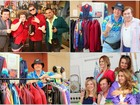 Увидеть foto  Одежда, костюмы, вещи 90-х на вечеринке 90х 37666728 в Москве