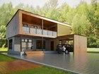 Увидеть фото  Строительство домов из клееного бруса 38294151 в Москве