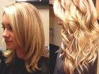 Уникальное фото  Наращивание волос в Москве c гарантией(капсульное) 38382444 в Москве