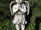 Увидеть фото  Скульптуры из бетона Ангел выс, 50 см, пр, Беларусь 38395549 в Мытищи