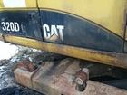 Просмотреть foto  Запчасти Caterpillar 320DL на запчасти на разбор гусеничной спецтехники 38427760 в Кургане