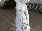 Увидеть фотографию  Скульптура из бетона Гречанка 1,7 м, вес 80 кг, 38552748 в Мытищи