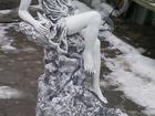 Просмотреть foto  Фонтан бетонный Девушка на камне пр, Беларусь 2 м, 200 кг, 38788748 в Мытищи