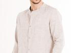 Изображение в   Мужские рубашки из 100% натурального льна. в Яхроме 1