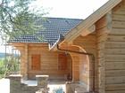 Новое фотографию  Дома бани из бревна оцилиндрованного и рубленного 38969265 в Брянске
