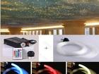 Скачать бесплатно изображение  Готовые комплекты ( и под заказ) для монтажа Звездного Неба на потолке 39200084 в Москве