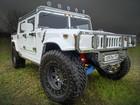 Свежее изображение  Продается тюнингованый белый Хаммер (Hummer) H1 Ramsmobile ART-Series 001 (300 000$) 39260892 в Москве