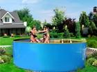 Скачать изображение  Бортовой каркасный бассейн ньяса 3, 4х1, 25 м 39712354 в Пензе