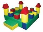 Скачать фотографию  Мягкий строительный набор Замок от производителя 40045715 в Краснодаре