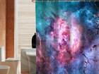 Фантастическая шторка для ванной