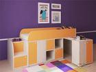 Увидеть фотографию  Детская кровать чердак Астра мини 60349444 в Москве