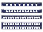 Смотреть изображение  Рековая панель под разъемы D-типа - XLR, USB, HDMI, BNC, серия Pro 68393849 в Киеве