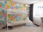 Скачать бесплатно foto  Производим и продаем металлические кровати оптом и в розницу по низким ценам 69182709 в Ивантеевке