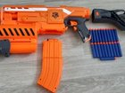 Nerf demolisher 2-IN-1