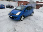 Nissan Note 1.6МТ, 2007, 150000км
