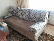 Диван новый еврокнижка, выкатной Продам новый диван, еврокнижка, выкатной с ящик
