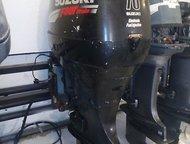 Лодочные моторы б/у Моторы из японии Б/У Сузуки, Ямаха, Хонда . В наличие большо
