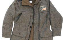 Куртка из шинельного сукна для ходовой охоты