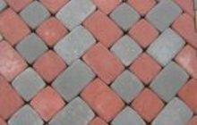Тротуарная плитка Русто Старинный город (два камня)