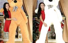 Купить большого плюшевого медведя в Москве недорого