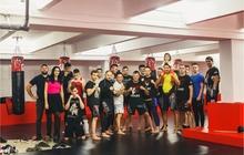 Спортивный клуб единоборств «Молот»тайский бокс