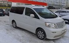 Toyota Alphard 3.0 AT, 2005, 195 000 км