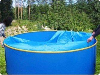 Новое фото  Бортовой каркасный бассейн Эри 2, 7х1, 25 м 32731005 в Кургане
