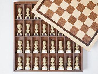 Новое фото  Шахматы Делай как Путин 33785959 в Москве