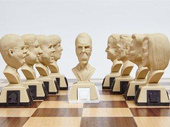 Новое изображение  Шахматы Делай как Путин 33785959 в Москве