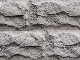 Смотреть foto Строительные материалы Фасадная облицовочная плитка Колотый камень 34022880 в Кургане