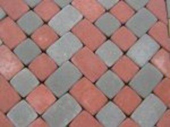 Увидеть фото Строительные материалы Тротуарная плитка Русто Старинный город (два камня) 34022989 в Кургане
