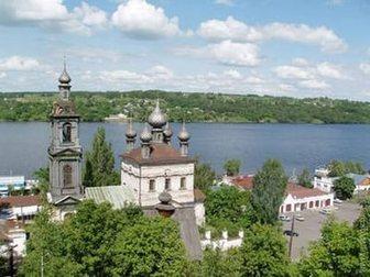 Уникальное фото  Волжское залесье (Ростов Великий, Кострома, Плес) 34067364 в Перми