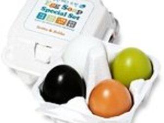 Увидеть изображение  Маска-мыло для лица Holika Holika Egg Soap 34086294 в Кургане