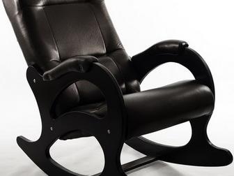 Скачать изображение  Кресло-качалка Бастион - крепкое и надёжное, Отличный подарок! Розница, опт, 34518091 в Москве