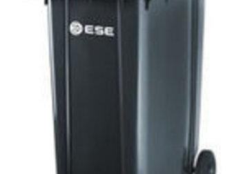 Новое изображение  Продаем мусорные контейнеры для ТБО металлические и пластиковые 36599661 в Саратове