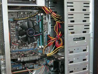 Смотреть фото Комплектующие для компьютеров, ноутбуков Intel i5-2300 vs Palit GTX 650 Системный блок 37106975 в Кургане