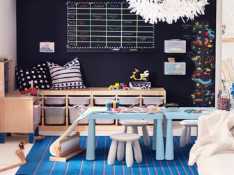 Смотреть изображение  Детская мебель МАММУТ ikea ( икеа, икея) 37675978 в Кургане