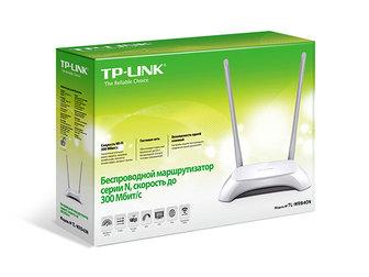 Уникальное foto  Беспроводной маршрутизатор TP-LINK TL-WR840N 37792410 в Новосибирске