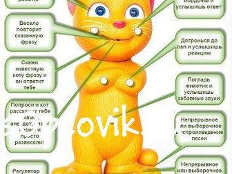 Смотреть изображение  Говорящий Кот Том 37884280 в Москве