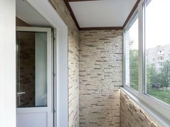 Новое изображение  Теплый балкон под ключ | Цены на утепление лоджий, 39342036 в Москве