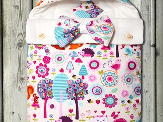 Просмотреть foto  Конверты на выписку для новорожденных, более 1000 наименований в одном магазине, Торговая марка Futurmama 39688241 в Москве