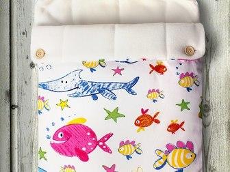Новое фотографию  Конверты на выписку для новорожденных, более 1000 наименований в одном магазине, Торговая марка Futurmama 39688241 в Москве
